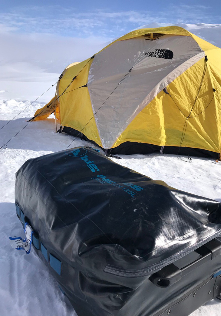Mountaineering requires almost as much gear as it does knowledge and experience in high-alpine environments.