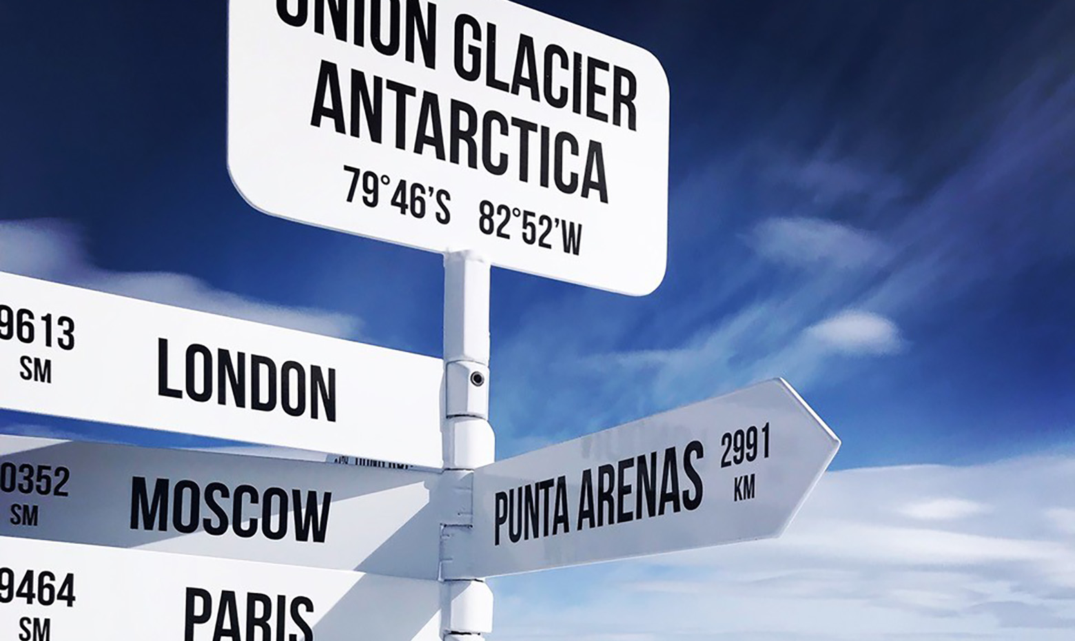 The Union Glacier Camp in Antarctica serves as home base for many expeditions all over the continent.